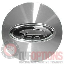 NEW GENUINE FORD FPV BA-BF Black Logo GT GT-P F6 Wheel Centre Cap (SINGLE)