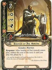 Lord of the Rings LCG - #141 Soldier of Dol Amroth - The City of Corsairs