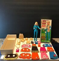 Vintage MARX Josie West Movable Cowgirl from The Johnny West Series USA