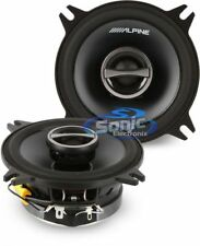"ALPINE TYPE-S SPS-410 4"" 2-WAY CAR AUDIO SPEAKERS 280 Watt (PAIR)"