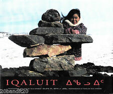 IQALUIT NICK NEWBERY NORTEXT MULTIMEDIA 1999