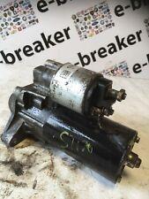 Starter Motor From ST170 Ford Focus MK1