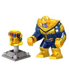 Captain America Batman Superman Thor Super Hero Mini Figure Fits Lego Toys Set