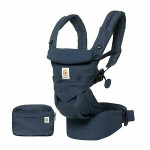 Ergobaby Omni 360 Cool Air Mesh Ergonomic Baby Carrier - Midnight