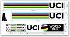 Tour de France Helmet/Frame Decals Stickers Road Bike UCI World Champion Stripe