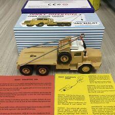 "1:43 Atlas Dinky Toys DINKY SUPERTOYS 888 CAMION PETROLIER SAHARIEN ""GBO""BERLIET"