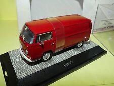 VW COMBI T2 KASTENWAGEN Rouge PREMIUM CLASSIXXS 1:43