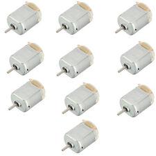 10PCS DC 3-6V Mini Miniature DC Motor For Remote Control Toy Car Robot DIY Parts