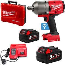 Milwaukee 18V Cordless Impact Wrench - M18ONEFHIWF34502C