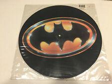 Prince – Batman (Motion Picture Soundtrack) - Picture Disc 1989 RARE Record
