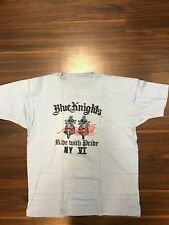 BLUE KNIGHTS VINTAGE 1985 ASPENCADE LAKE GEORGE NY POLICE MOTORCYCLE TSHIRT XL