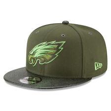 Philadelphia Eagles SNAKESKIN SLEEK 9Fifty Snapback NFL Hat - Green