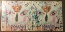 Of Monsters And Men - Fever Dream Vinyl LP White AUTOGRAPHED SIGNED Litho x/500