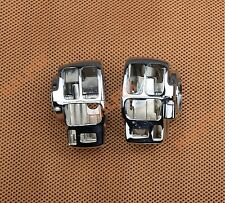 Chrome Switch Housing Cover for Harley Electra Glide Road King Ultra Classic TRI