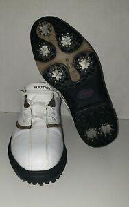Womens Footjoy Golf Shoes - SIZE 6.5 M - Comfort - 98315