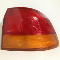 1996 1997 1998 Honda Civic Sedan RH Right Passenger Tail Light OEM 96-98 Shiny