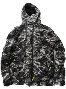 Superdry Windcheater Winter Camouflage Jacket Adults Small