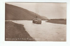 Steamer Gondolier (Sunk Scapa Flow 1939) Loch Lochy Caledonian Canal Inverness