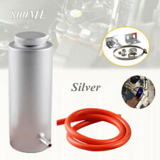 800ML Universal Car SUV Radiator Coolant Tank Cooling Pot Auxiliary Water Tank