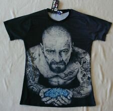 Señor 1991 Inc & Miss Walter White de Breaking Bad Shirt nuevo con etiquetas medio???