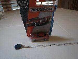 Matchbox metal RARE burnt orange Firebird EAGLE 1971 Pontiac formula NOS 25/125