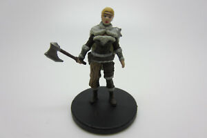 DUNGEONS AND DRAGONS MINIATURES HUMAN FEMALE BARBARIAN 13/44 D&D TYRANNY