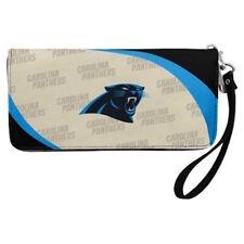 Camiseta de Jersey Carolina Panthers Nº Nfl Para Mujer Cartera/Cartera Organizador Cremallera curva