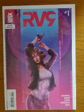 New listing RV9 Sneak Preview 1st Print Nn Mad Cave Studios 2019 Sexy Sci-Fi Comic