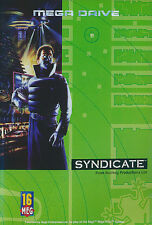 # Syndicate-Sega Mega Drive/MD juego-Top #