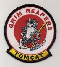 USN VF-101 GRIM REAPERS TOMCAT patch F-14 TOMCAT FIGHTER SQN