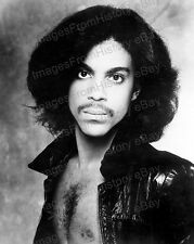 8x10 Print Prince Singer Songwriter Producer RIP #PR1