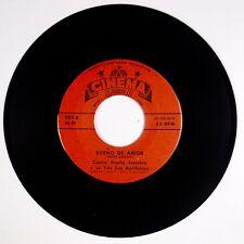 RAPHY SANABIA y SU TRIO LOS ANTILLANOS: Sueno De Amor CINEMA Latin 45