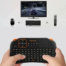 All-in-One 2.4G Wireless Keyboard Air Mouse Remote Controller with Touchpad