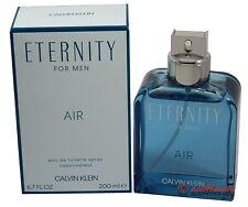 Eternity Air By Calvin Klein 6.7oz/200ml Edt Spray For Men New In Box