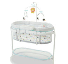 Soothing And Motions Bassinet In Windmill