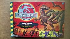 Vintage Jurassic Park Island Survival Game  By MB  2001