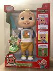 Cocomelon DELUXE INTERACTIVE JJ DOLL Feed Dress Sing With Me VEGETABLES SONG NEW For Sale