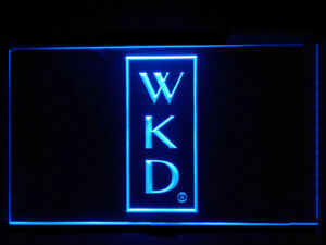 J397B WKD Beer For Pub Bar Display Light Neon Sign