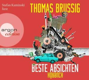 Beste Absichten von Thomas Brussig Hörbuch