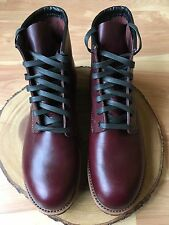 """Red Wing Heritage Beckman 6"""" Roundtoe Cherry Featherstone Boot 9011 Size 11 *"""