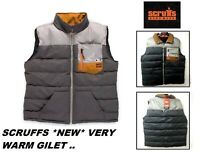Scruffs Body warmer Warm Gilet Coat Pockets Winter Workwear Bodywarmer Work