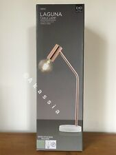 Next Laguna Copper Table Lamp
