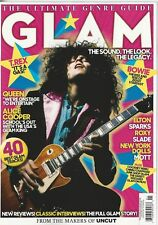 Uncut UK The Ultimate Genre Guide Glam, Bowie, Elton, Slade, T. Rex, Queen, Roxy