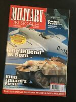 Military in Scale Magazine 2006 August