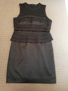 Tokito black dress size 12