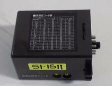 ORIENTAL MOTOR DIGITAL SPEED METER SDM496