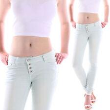 Jeans da donna medi verde taglia 42