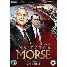 Inspector Morse Series 1-12 5037115357335 DVD Region 2