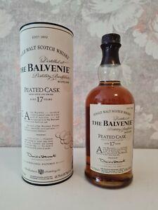 The Balvenie, Peated Cask 17 Years, Single Malt Scotch Whisky,  RARITÄT