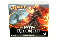Magic the Gathering MTG Fat Reforged Fat Pack (9) Boosters Factory Sealed NEW